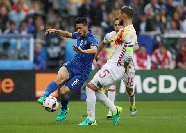 Italia vs Tay Ban Nha anh 18