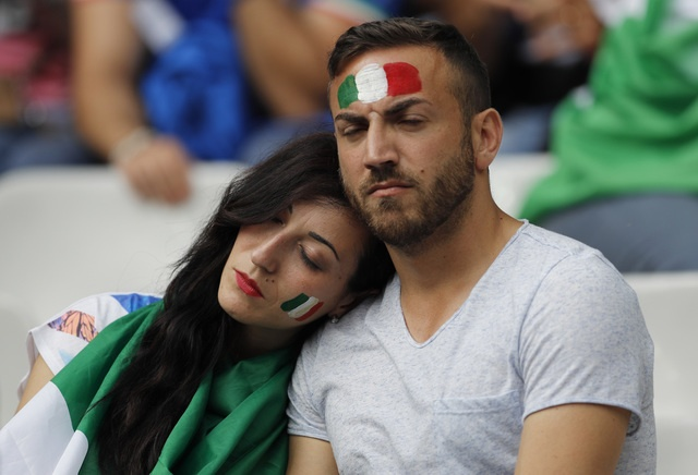 Italia vs Tay Ban Nha anh 16
