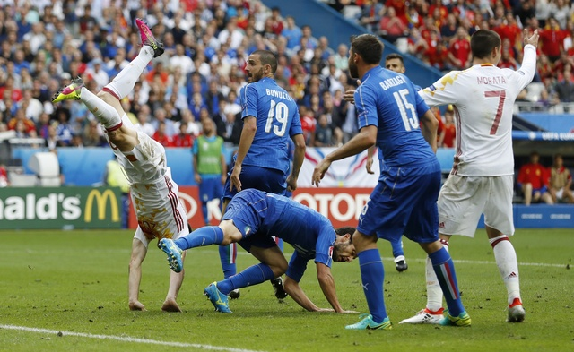 Italia vs Tay Ban Nha anh 24