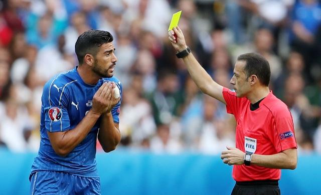 Italia vs Tay Ban Nha anh 23