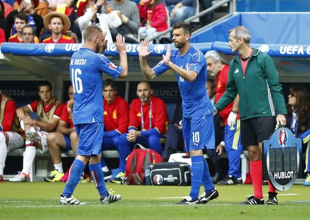 Italia vs Tay Ban Nha anh 22