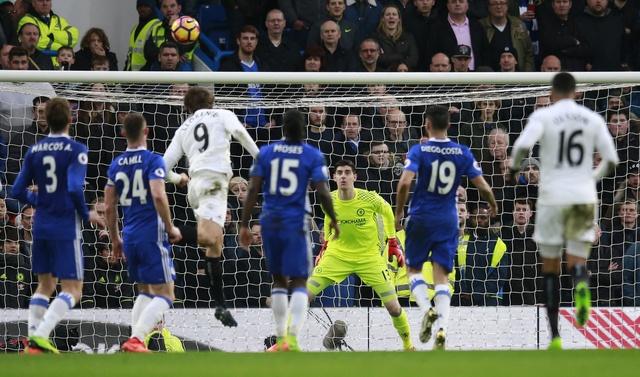 truc tiep Chelsea vs Swansea anh 17