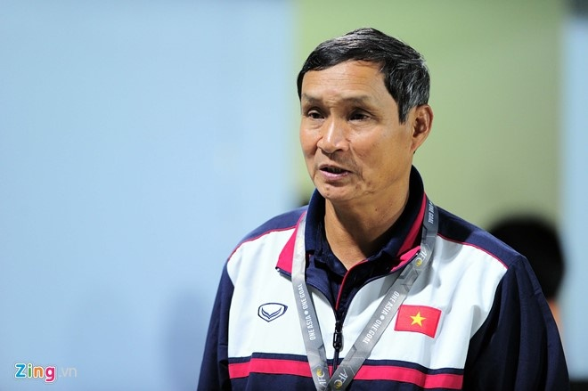 Tuyen nu Viet Nam vs Myanmar anh 1