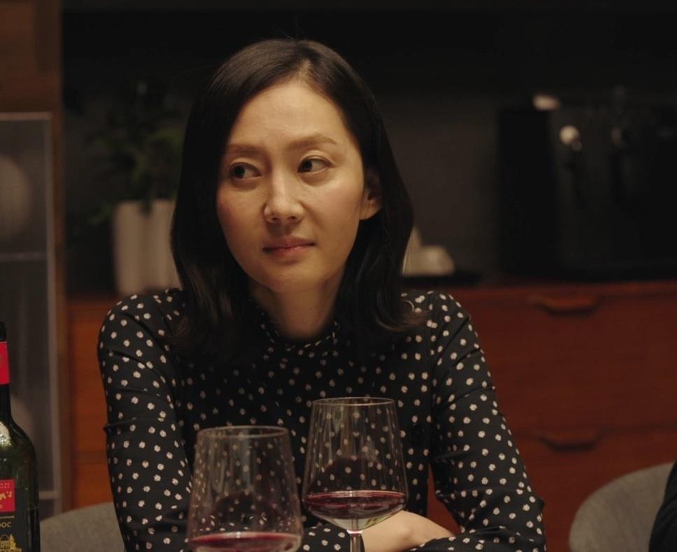 Tiec trang mau,  Thu Trang,  Yum Jung Ah anh 5