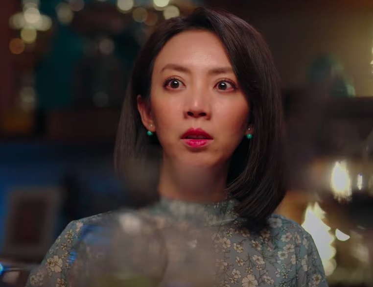 Tiec trang mau,  Thu Trang,  Yum Jung Ah anh 7