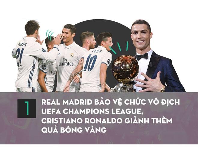 The thao the gioi 2017: Bom tan Neymar, CR7 va tran boxing bac ty hinh anh 3