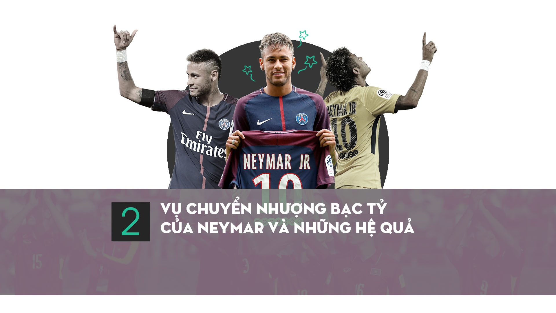 The thao the gioi 2017: Bom tan Neymar, CR7 va tran boxing bac ty hinh anh 7