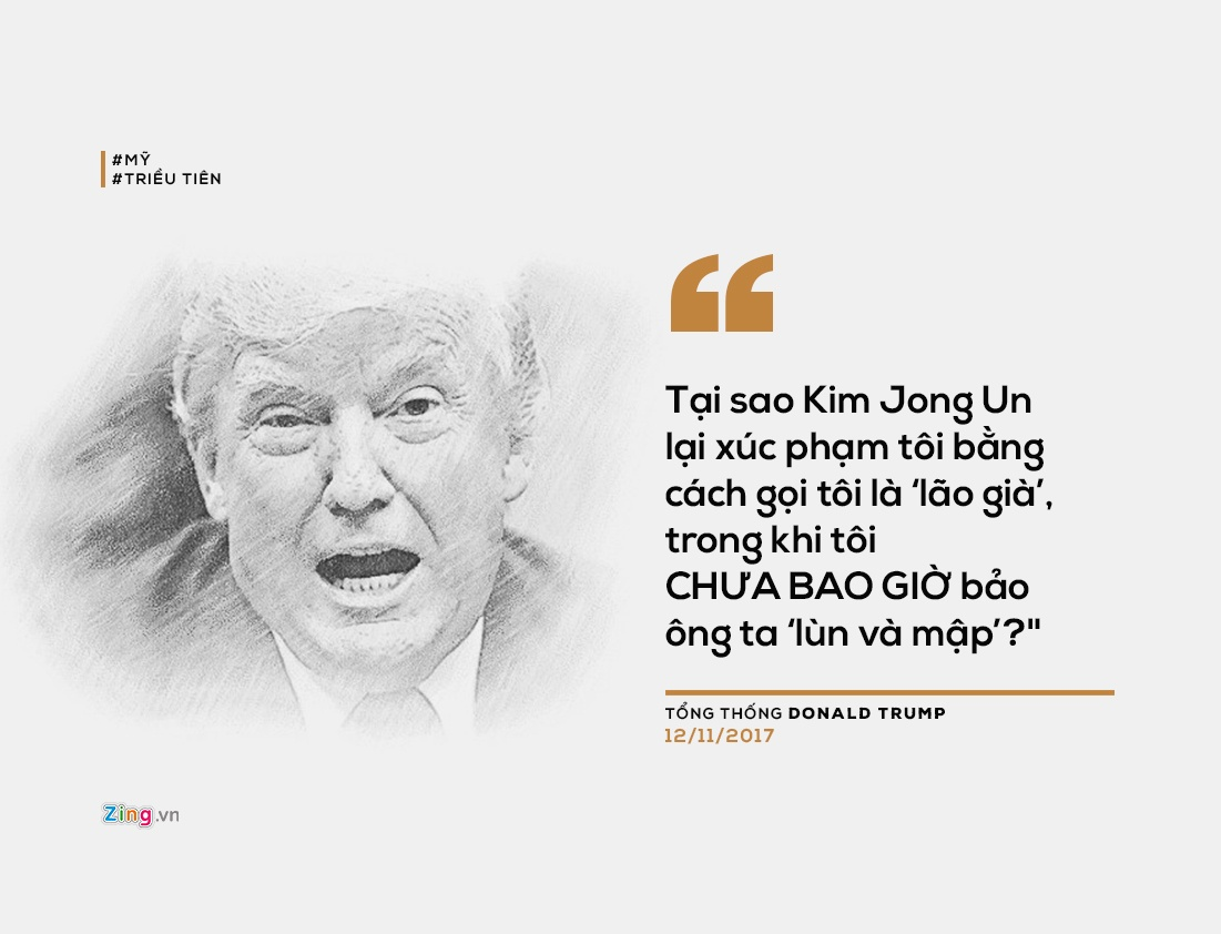 Man doi thoai 'nay lua' cua ong Trump va nha lanh dao Kim Jong Un hinh anh 7
