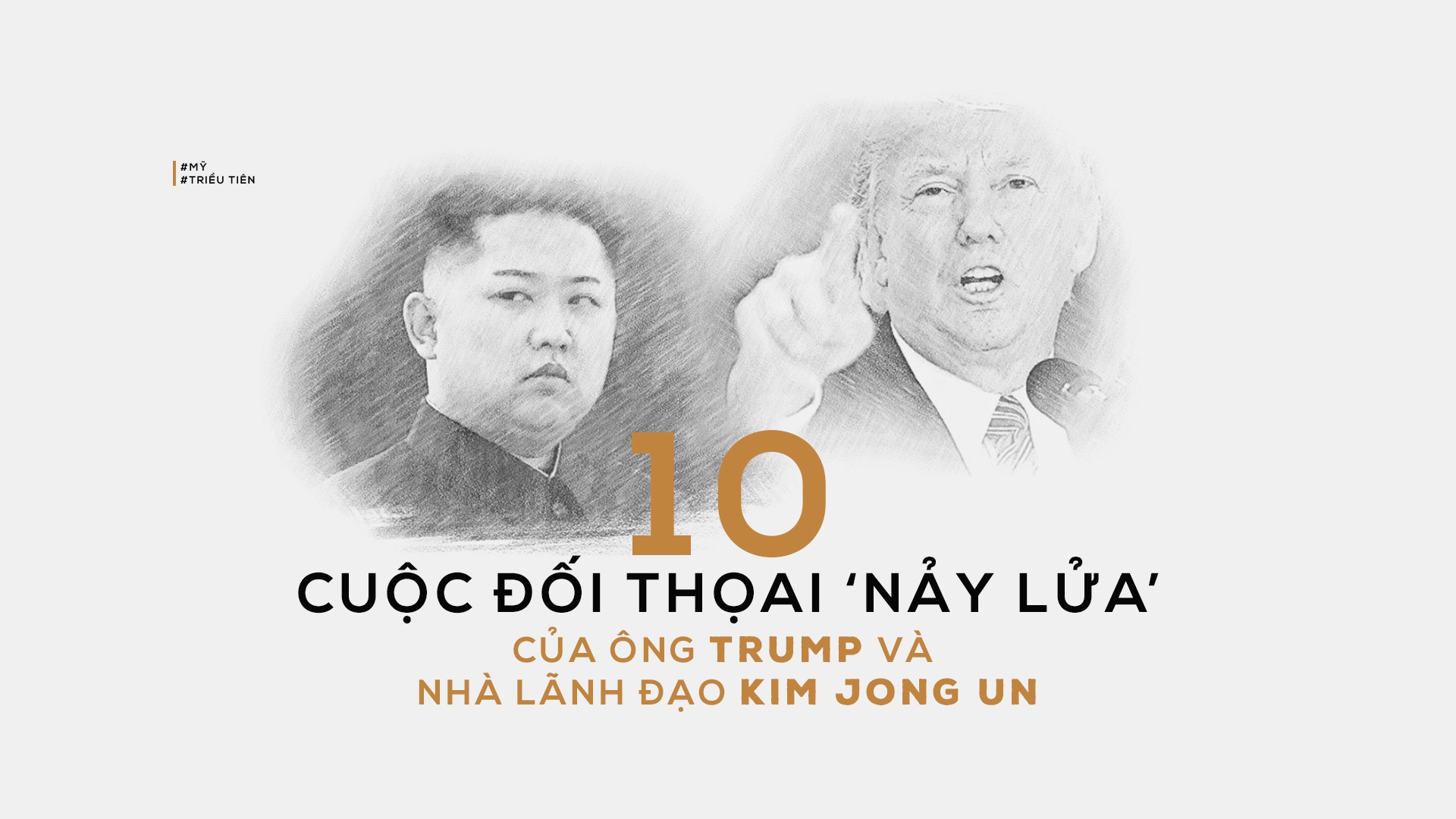 Man doi thoai 'nay lua' cua ong Trump va nha lanh dao Kim Jong Un hinh anh 1