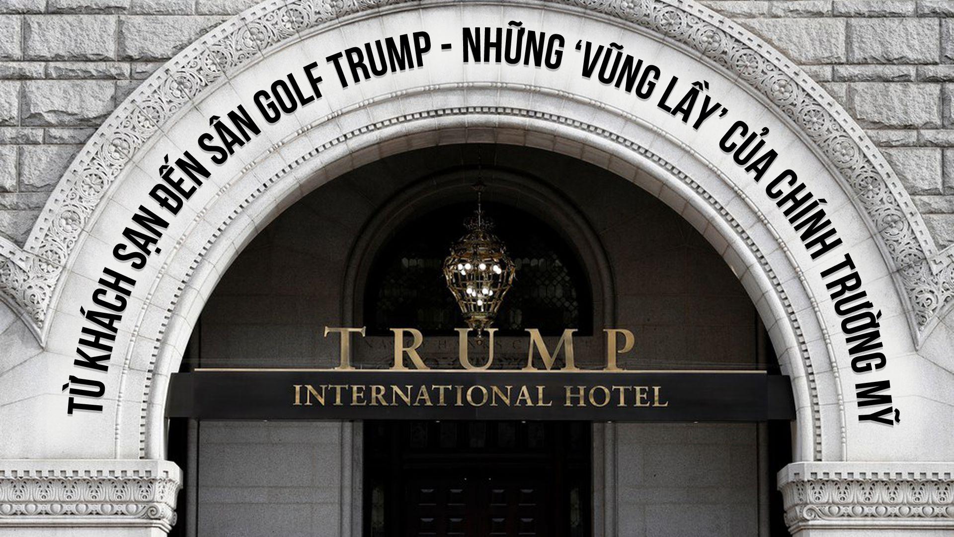 van dong hanh lang duoi thoi Trump anh 1