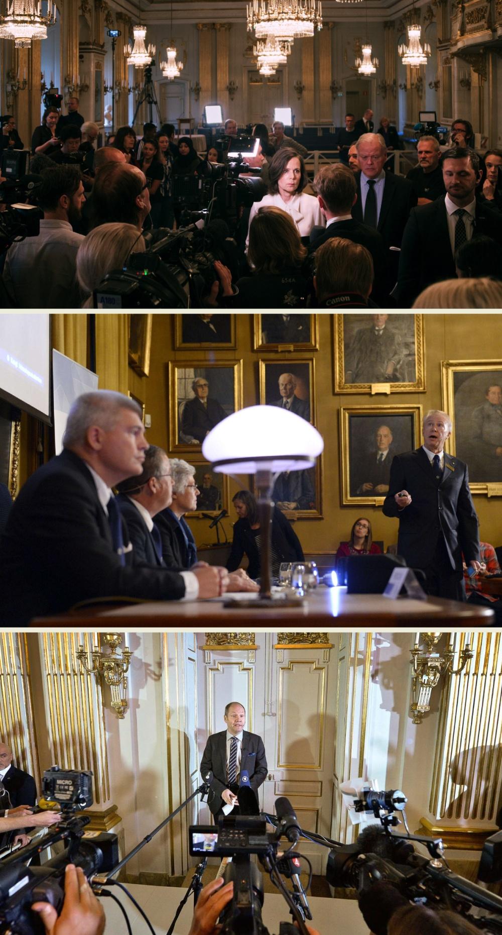 Mua Nobel tranh cai - Huy giai van hoc, TT Trump nhan Nobel Hoa binh? hinh anh 11