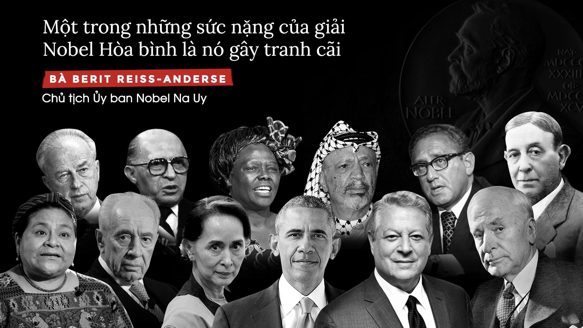 Mua Nobel tranh cai - Huy giai van hoc, TT Trump nhan Nobel Hoa binh? hinh anh 5