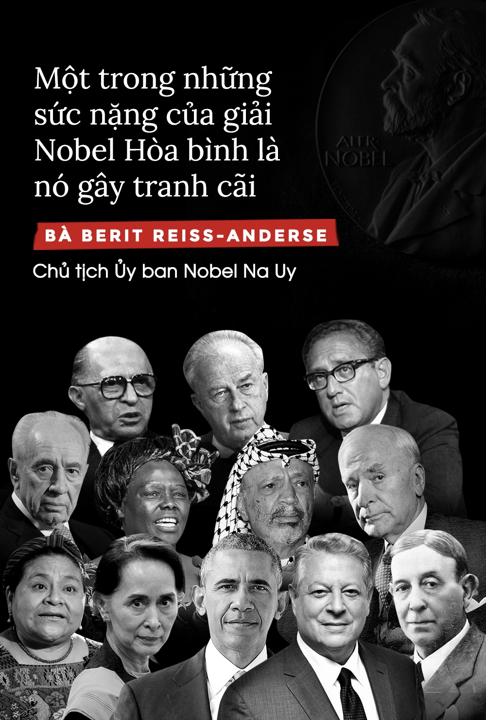 Mua Nobel tranh cai - Huy giai van hoc, TT Trump nhan Nobel Hoa binh? hinh anh 4