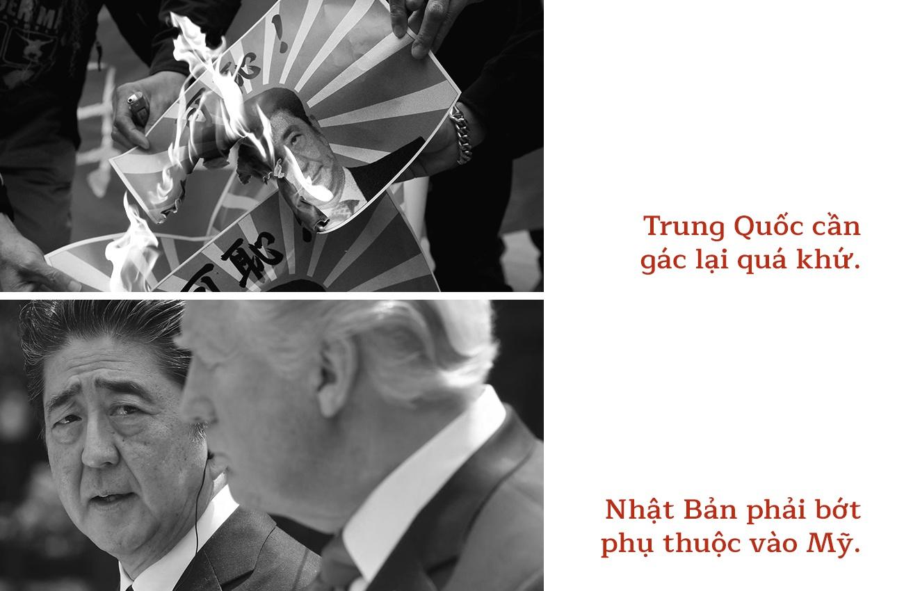 Thu tuong Abe den Bac Kinh anh 5