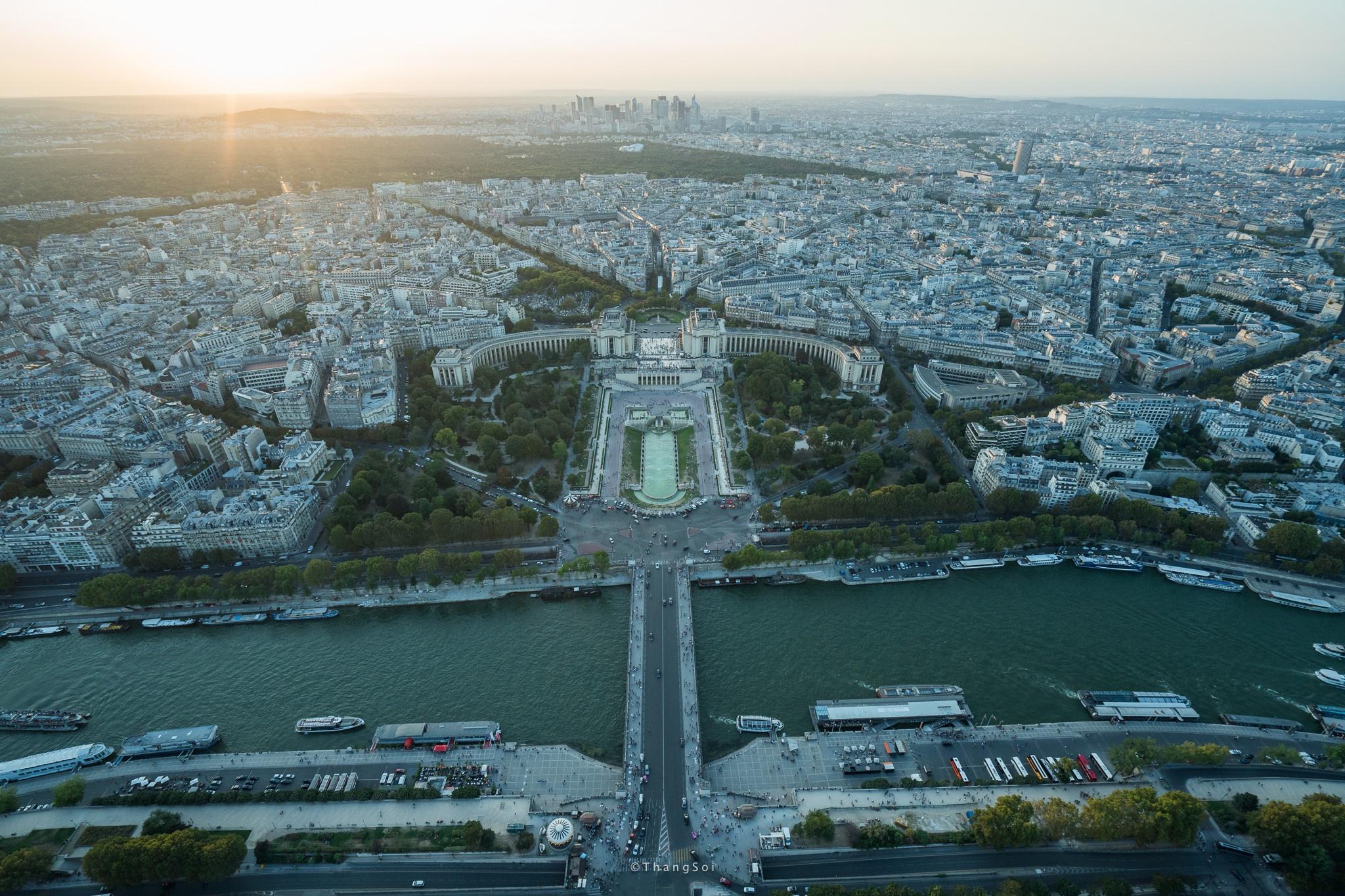 thanh pho Paris hoa le anh 42