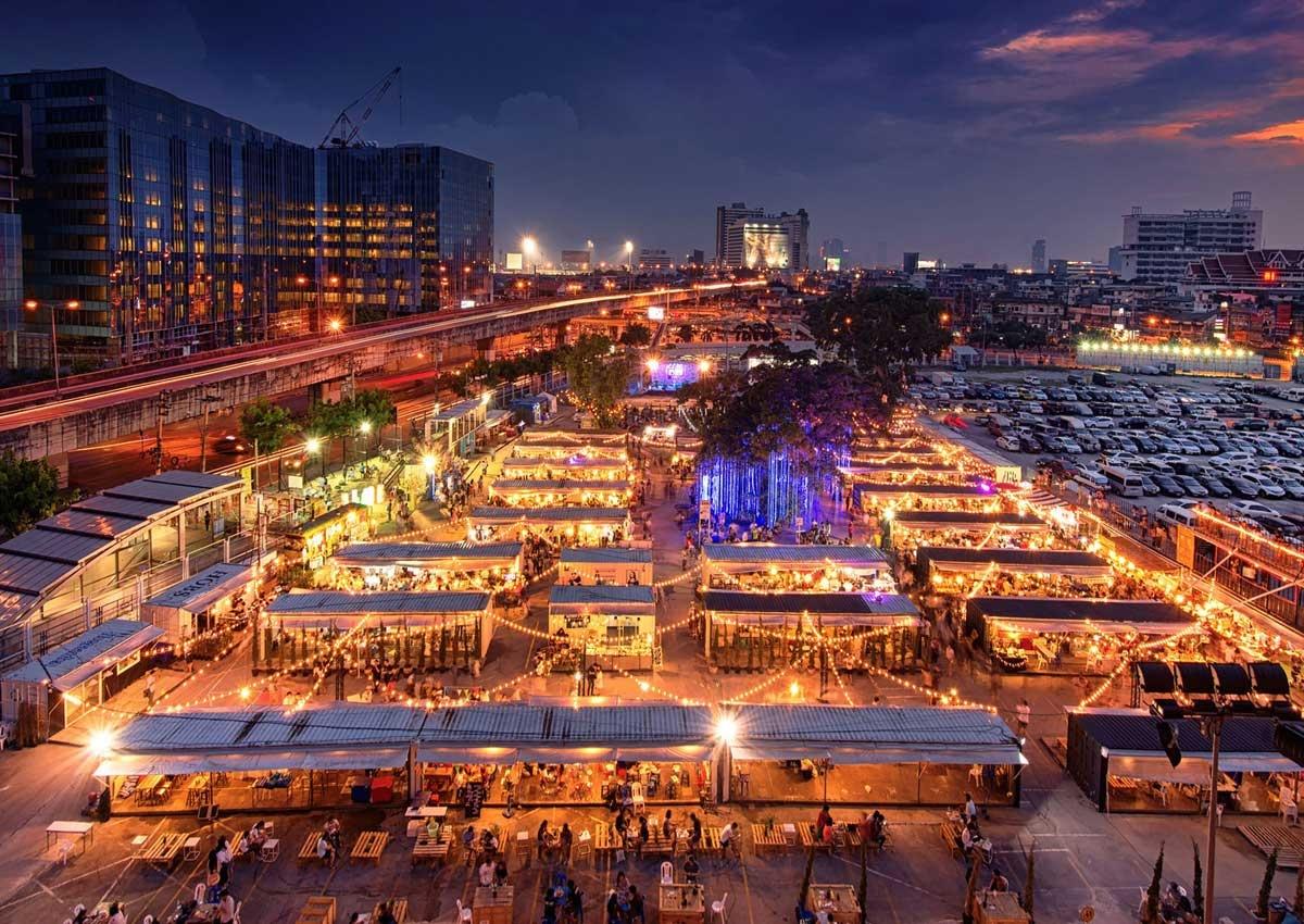 7 khu cho dem khien ban mai me quen loi ve o Bangkok hinh anh 8