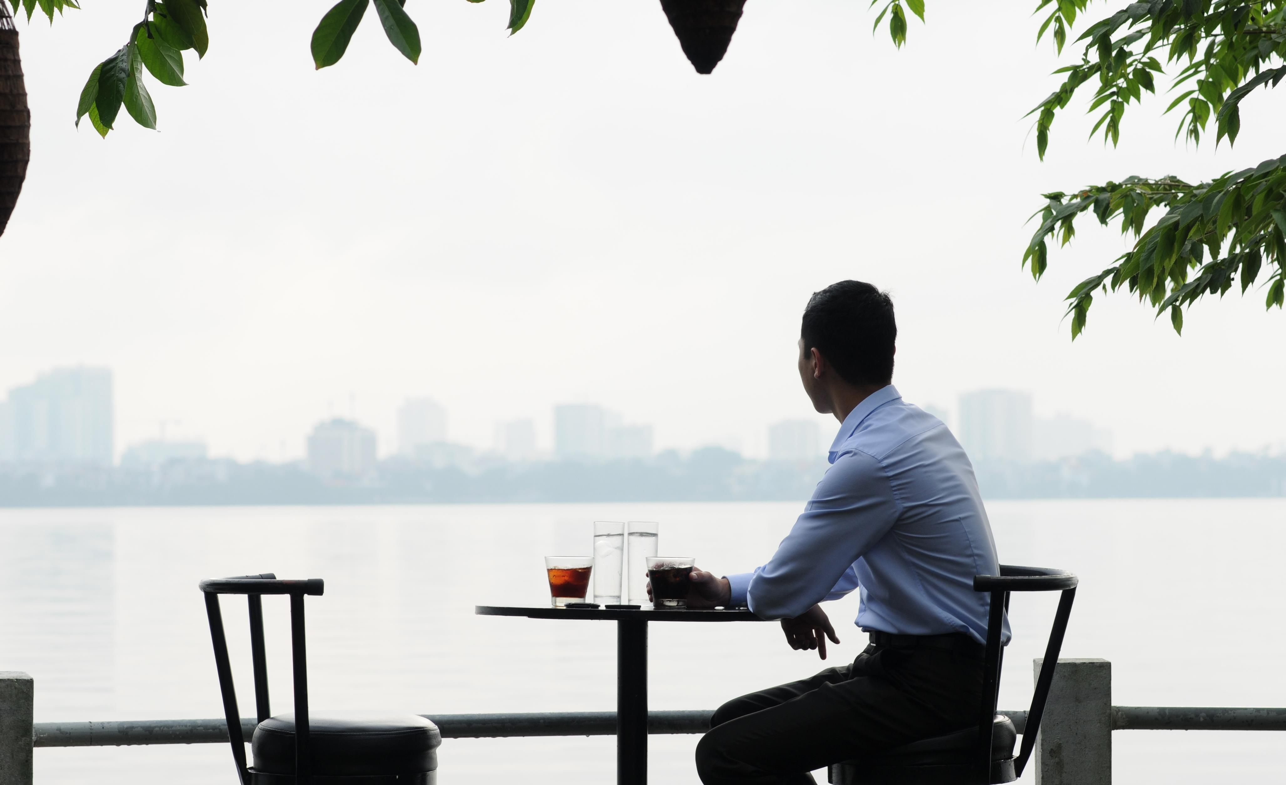 Ho Tay tho mong trong long Ha Noi hinh anh 23