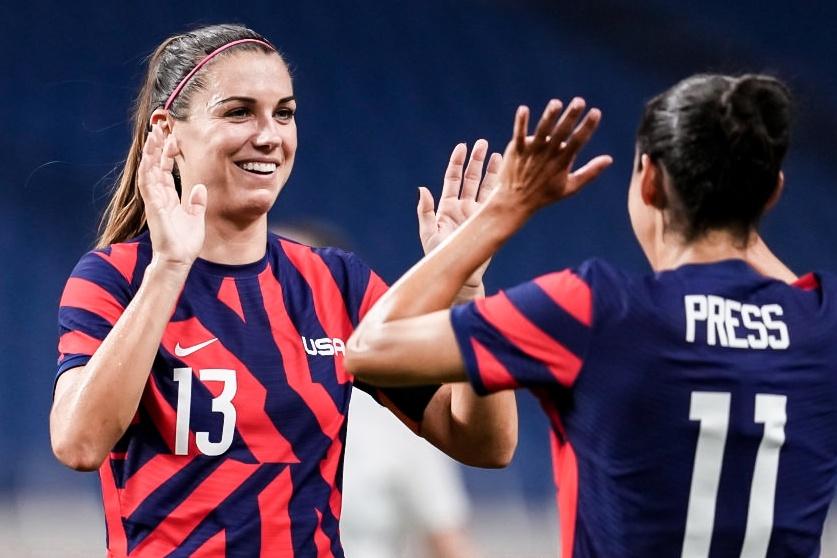 Tuyển nữ Mỹ hạ New Zealand 6-1
