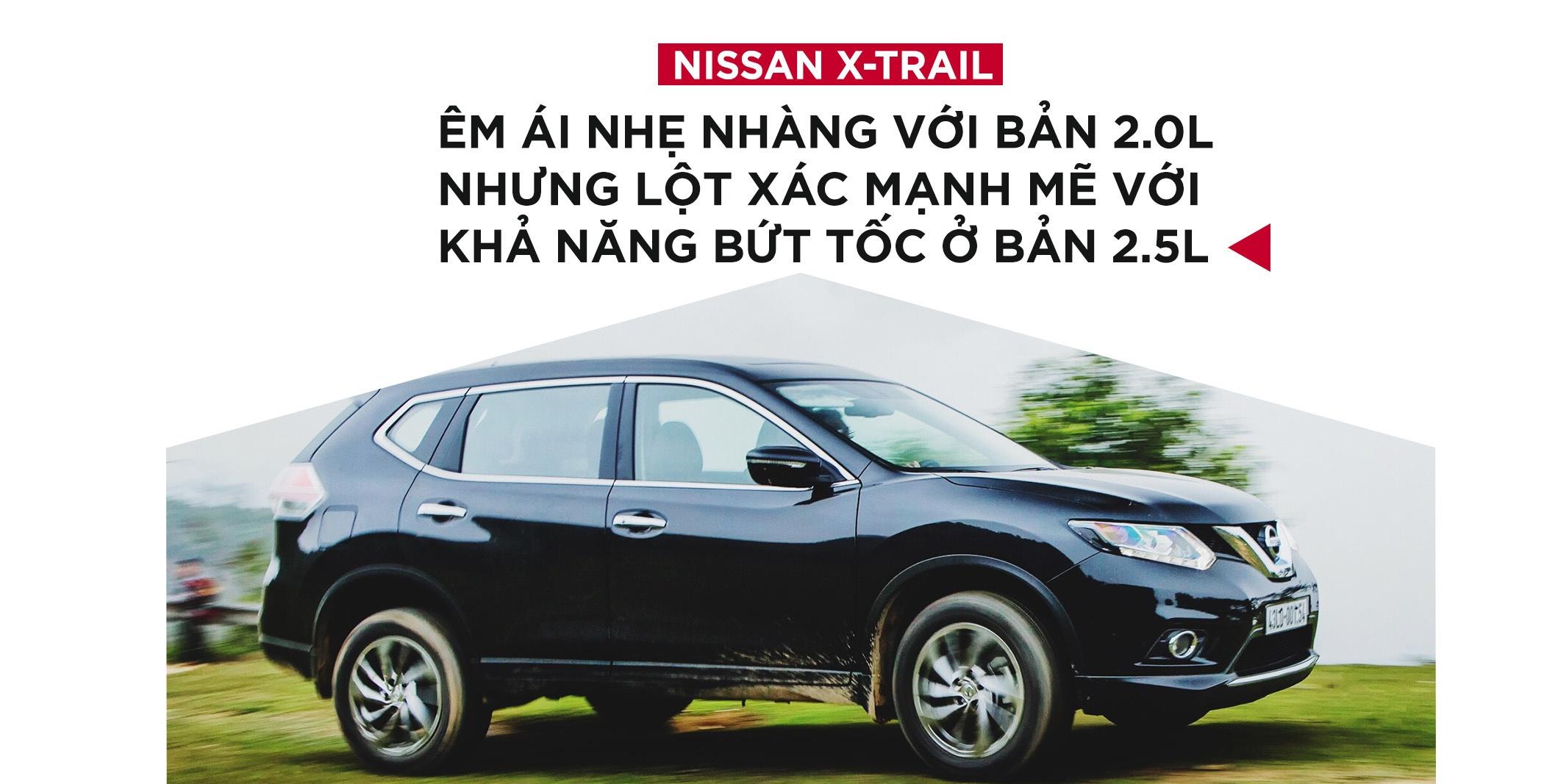 Danh gia Nissan X-Trail: Chay dua ve gia va cong nghe an toan hinh anh 3