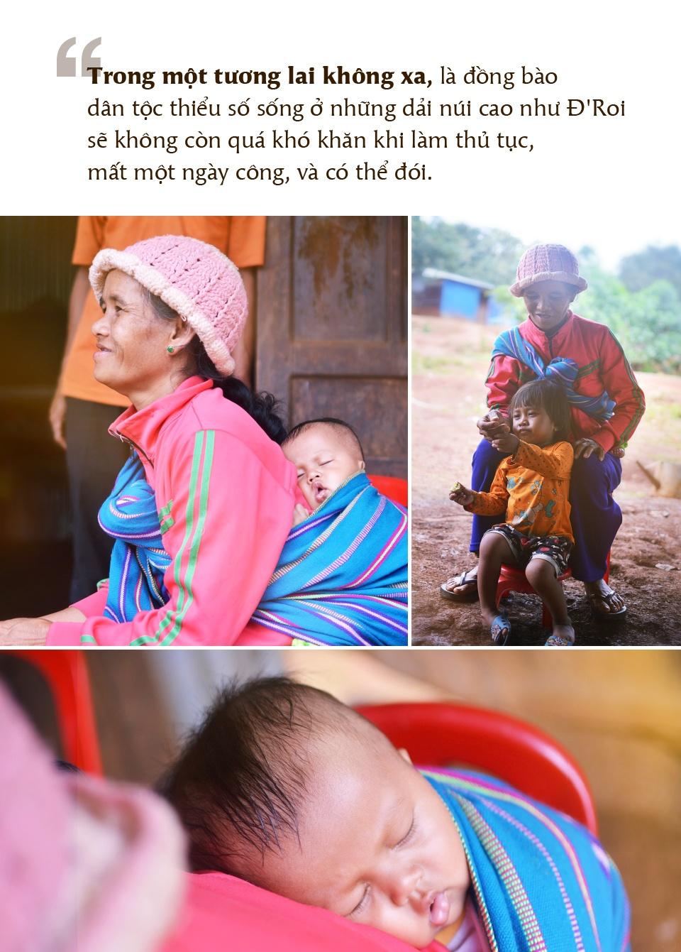 nguoi M'Nong,  Ol Bu Tung,  Zalo,  Hanh chinh Cong anh 13