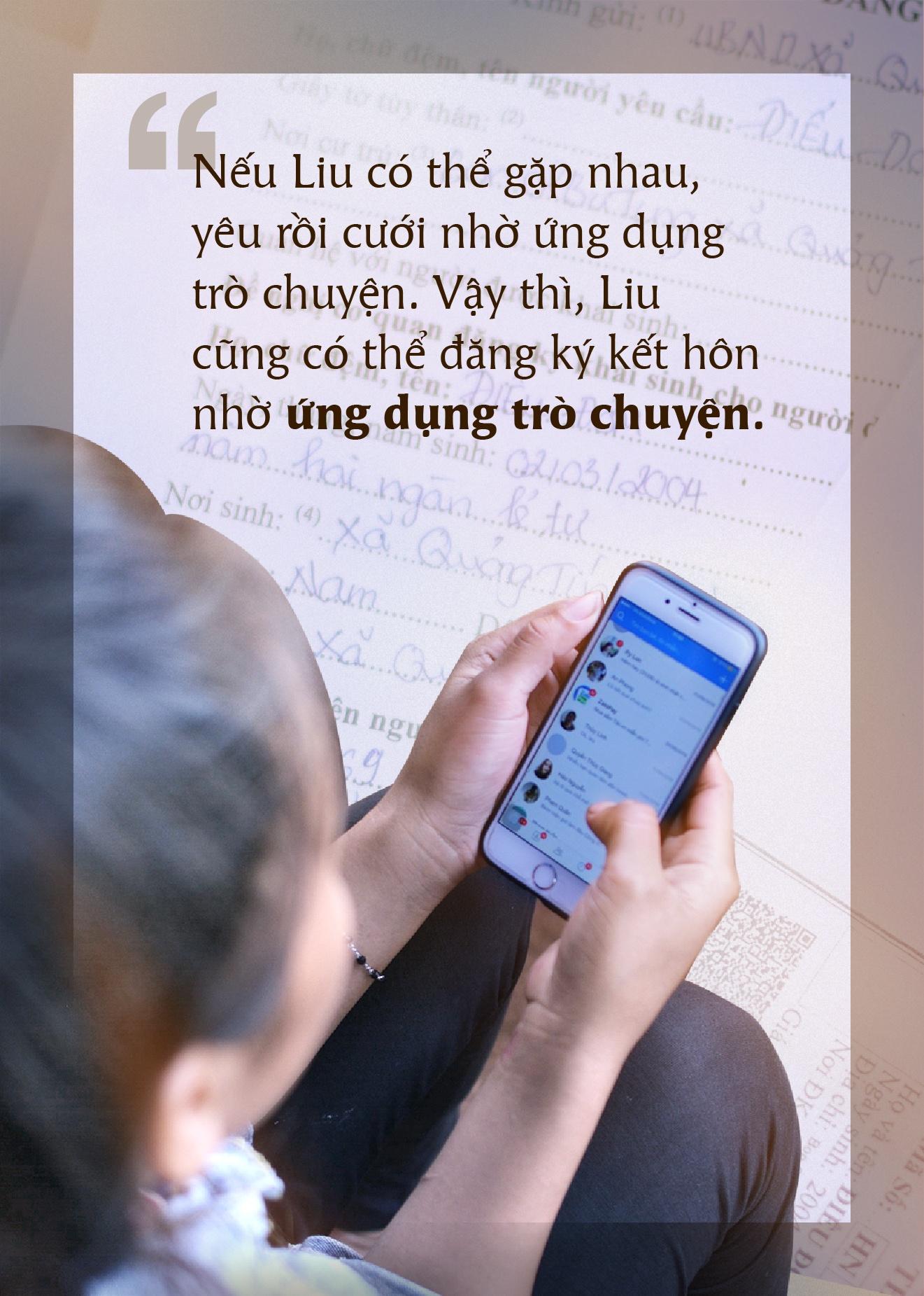 nguoi M'Nong,  Ol Bu Tung,  Zalo,  Hanh chinh Cong anh 18