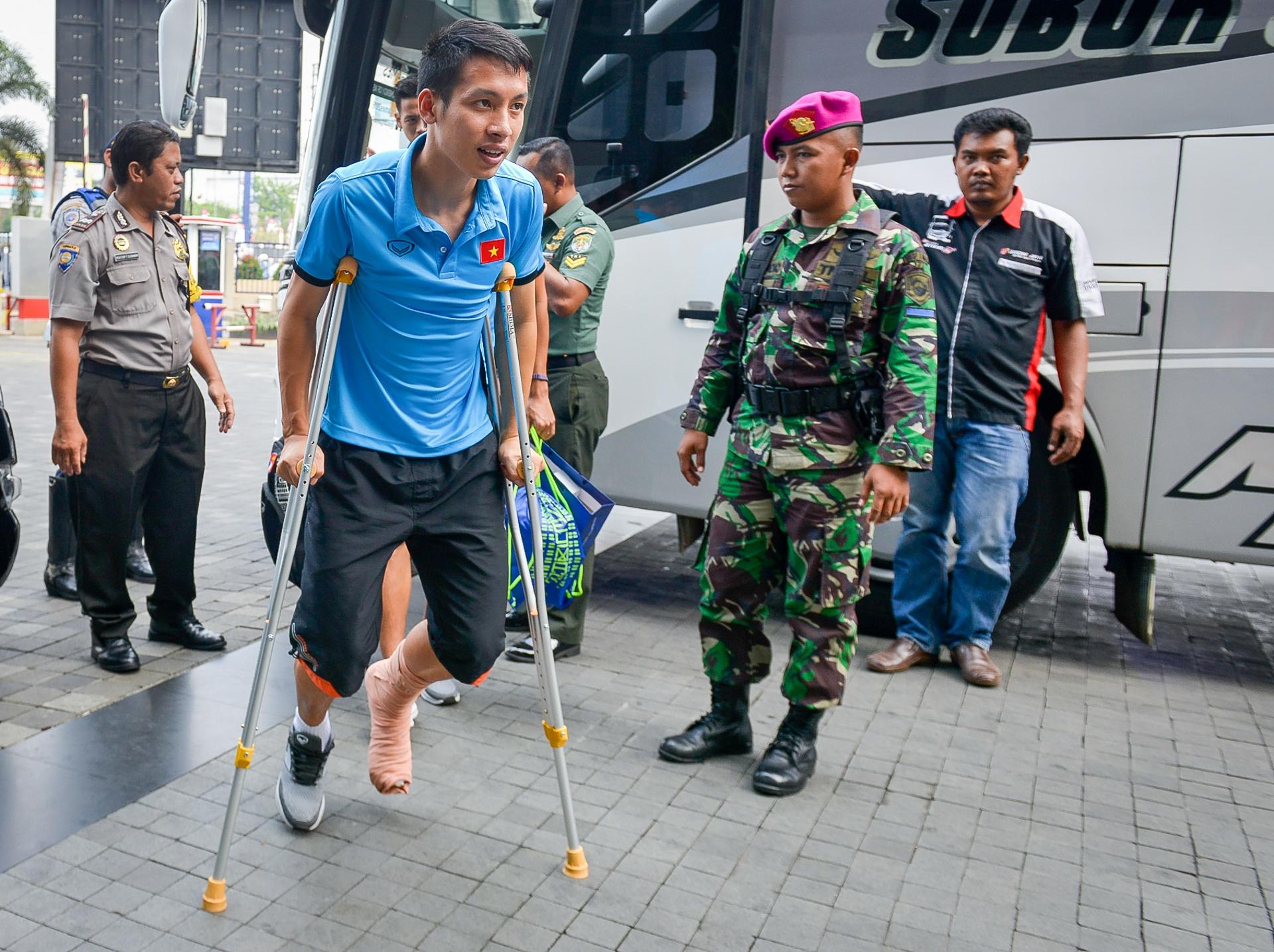 Hanh trinh cua Olympic Viet Nam tai ASIAD anh 32