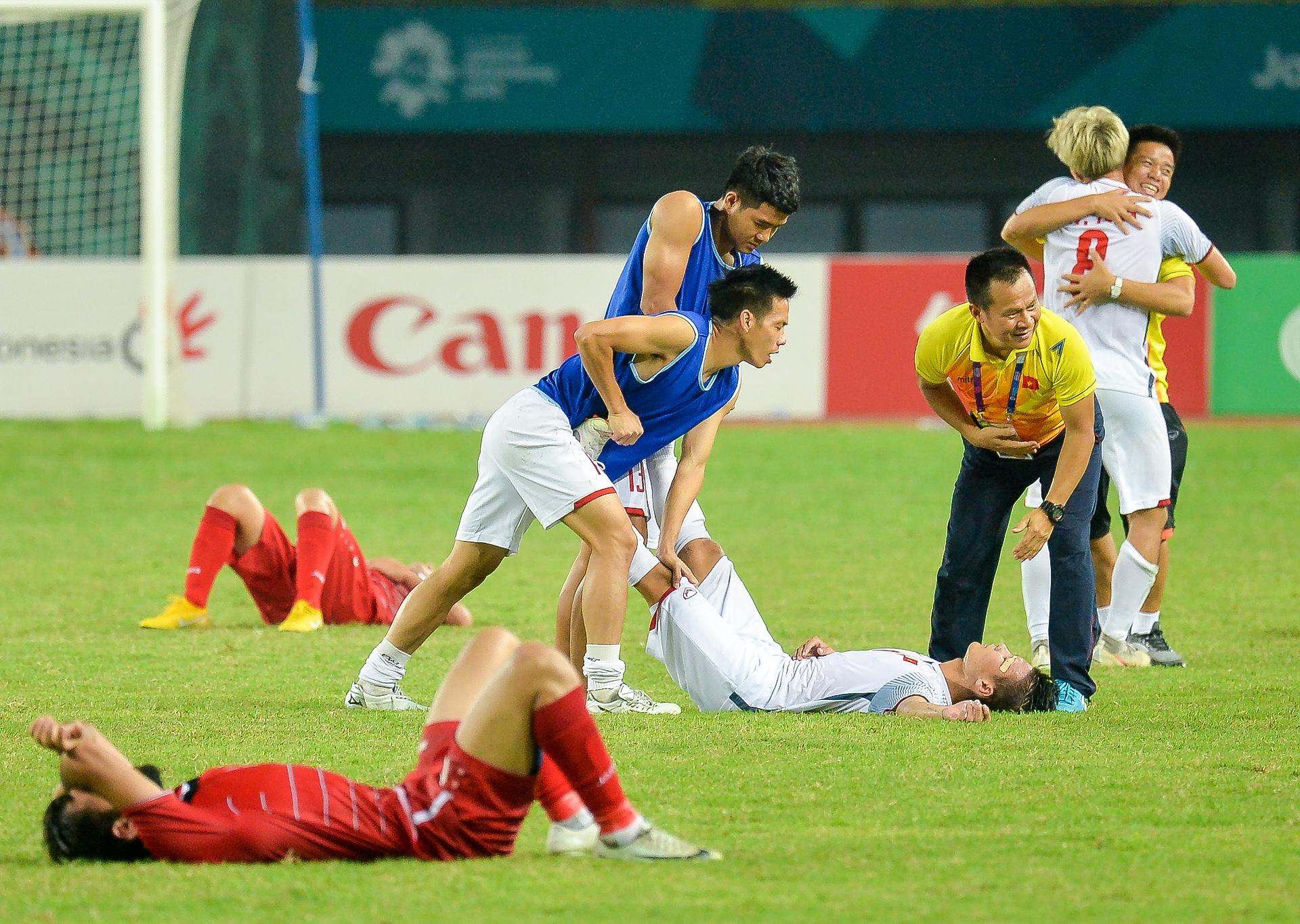 Hanh trinh cua Olympic Viet Nam tai ASIAD anh 33