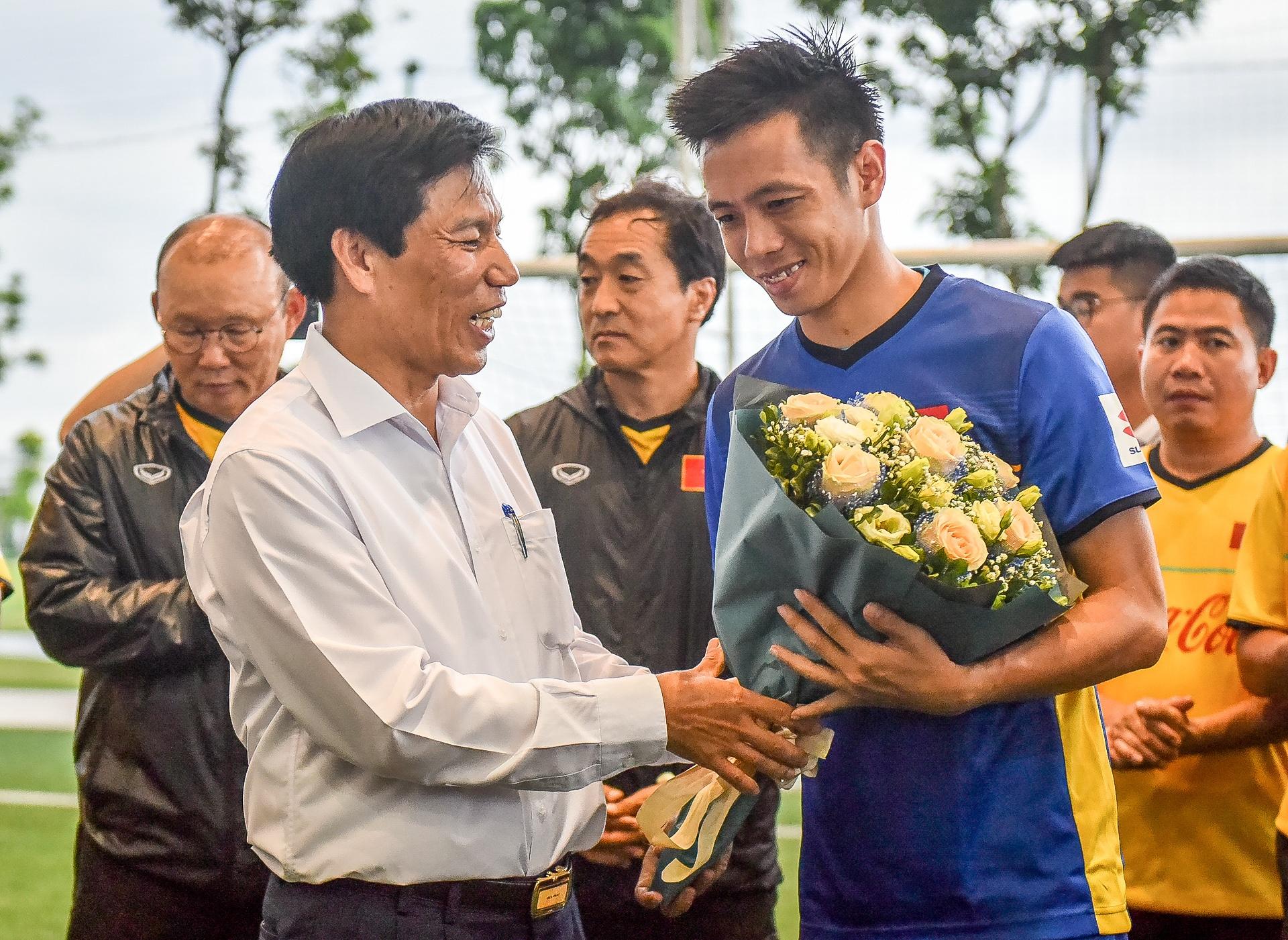 Hanh trinh cua Olympic Viet Nam tai ASIAD anh 4