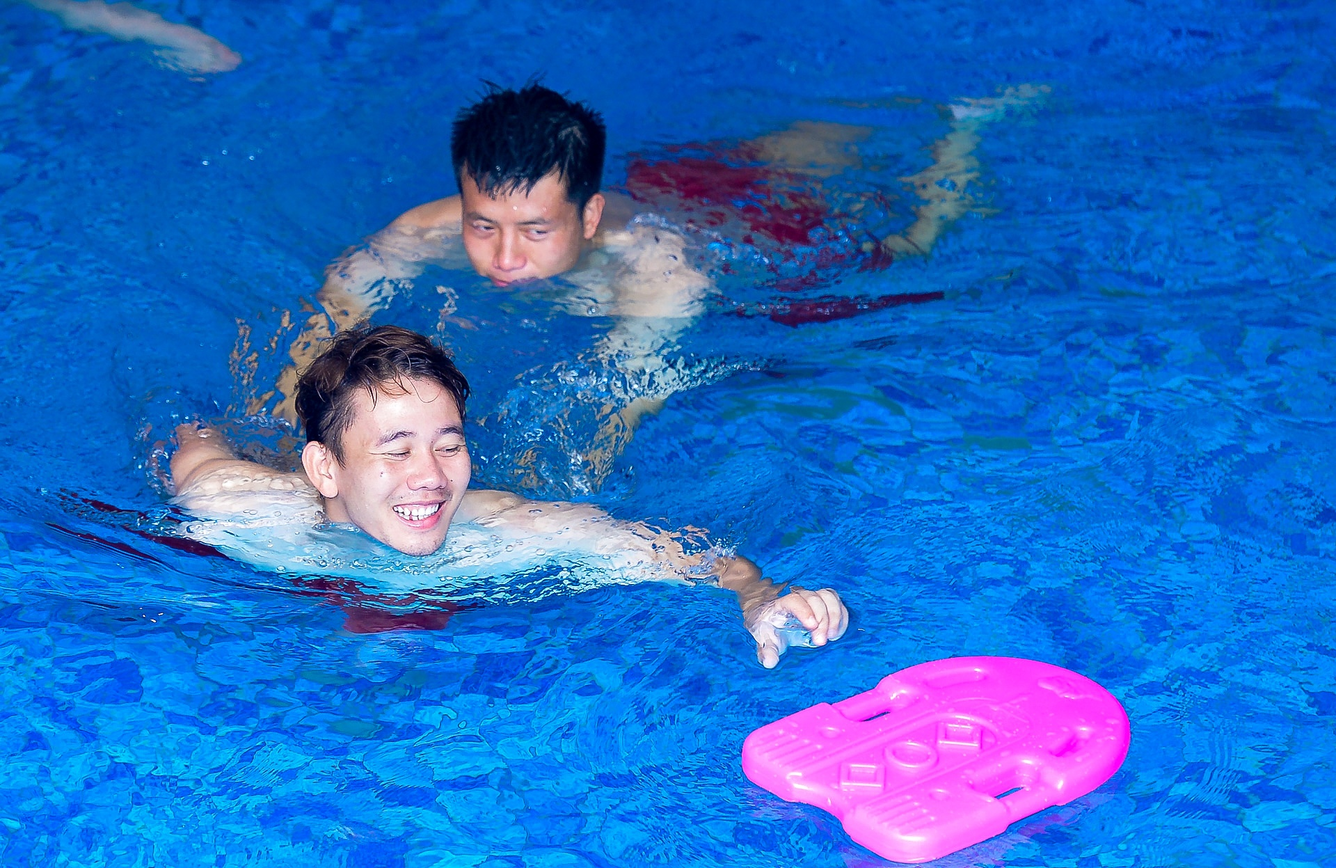 Hanh trinh cua Olympic Viet Nam tai ASIAD anh 46