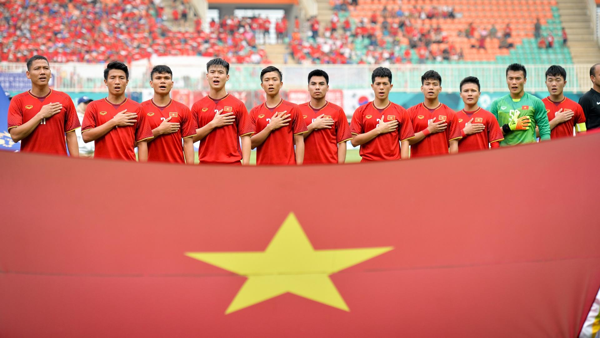 Hanh trinh cua Olympic Viet Nam tai ASIAD anh 9