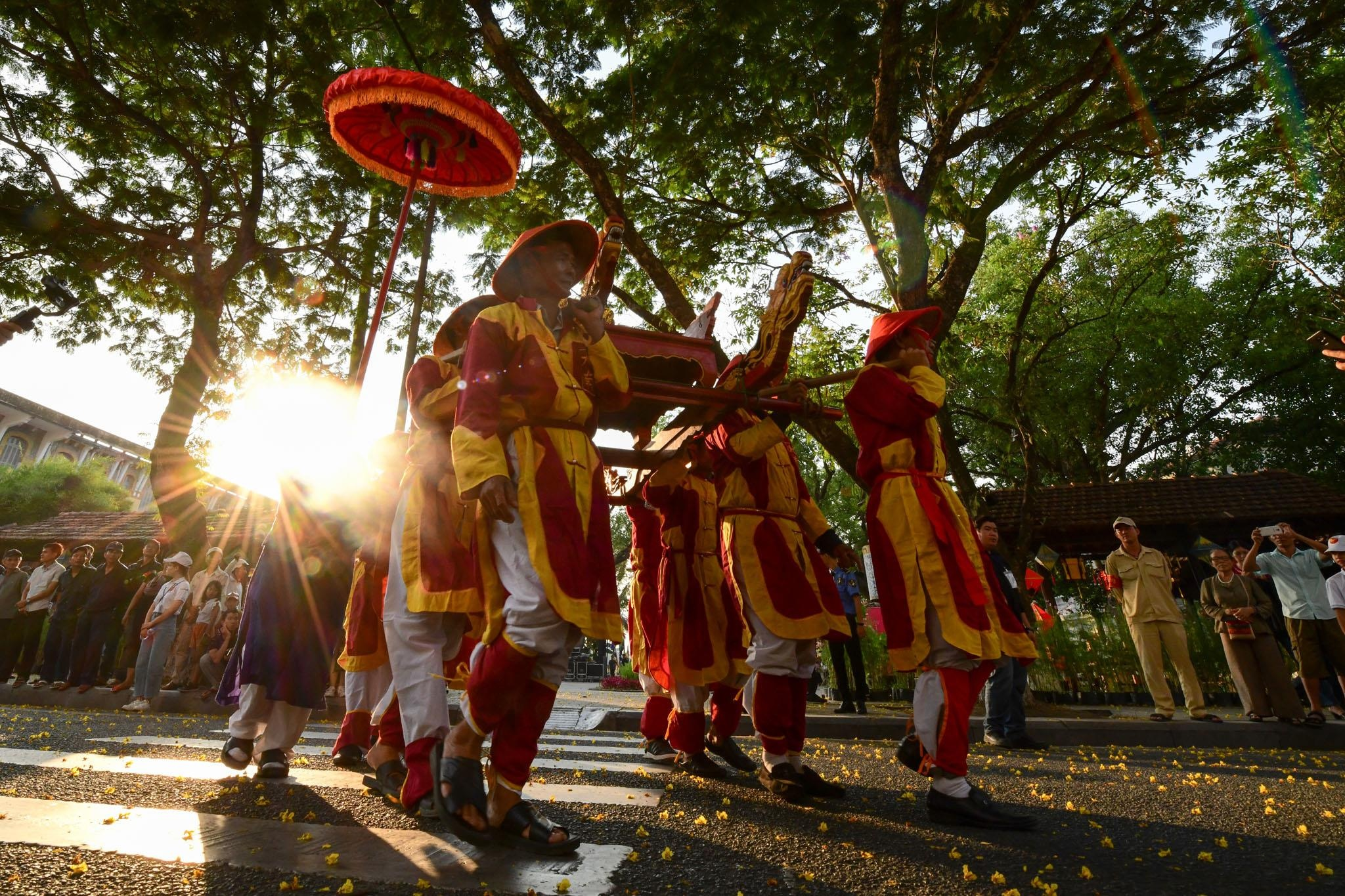 Festival lang nghe Hue anh 19