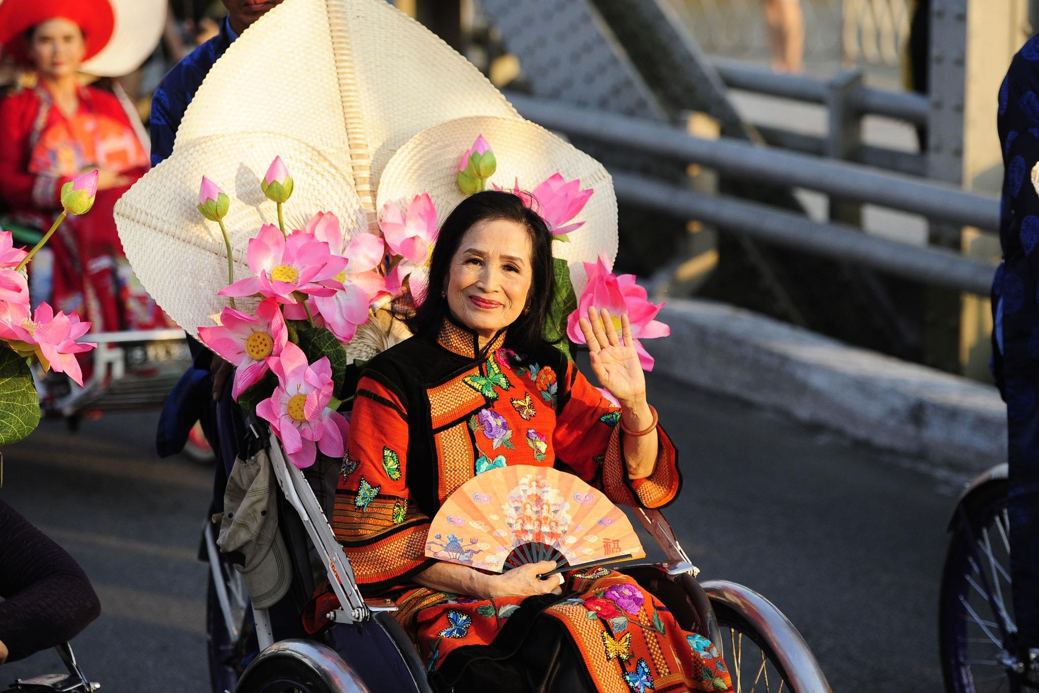 Festival lang nghe Hue anh 18