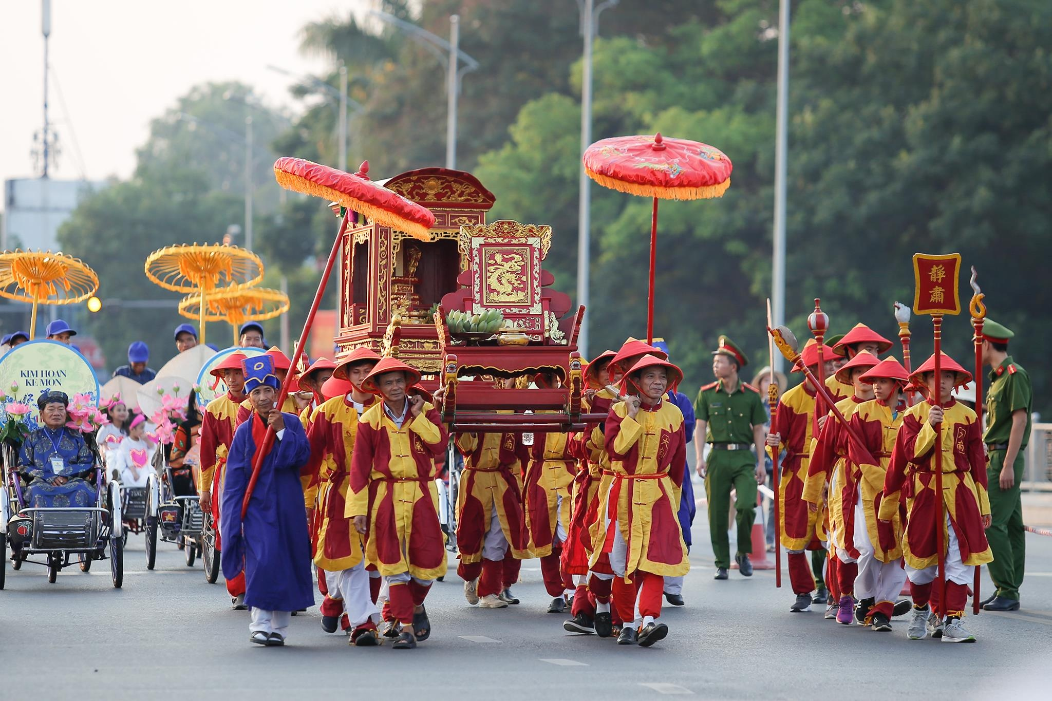 Festival lang nghe Hue anh 14