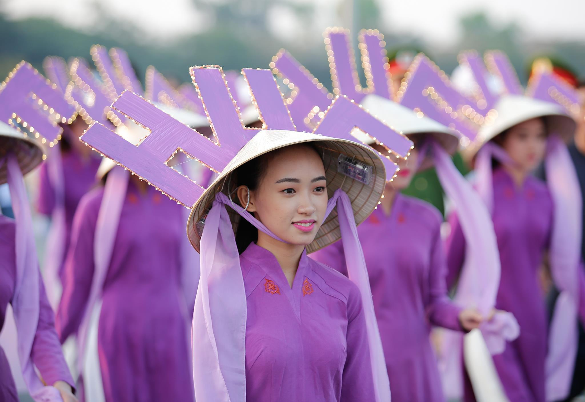 Festival lang nghe Hue anh 10