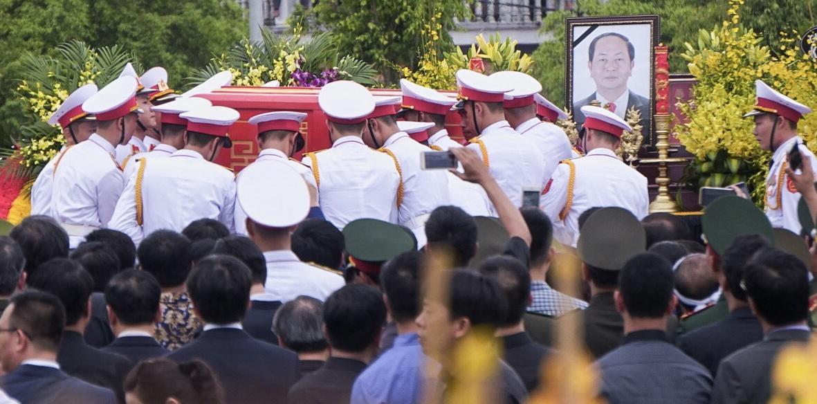 Le an tang Chu tich nuoc Tran Dai Quang anh 18