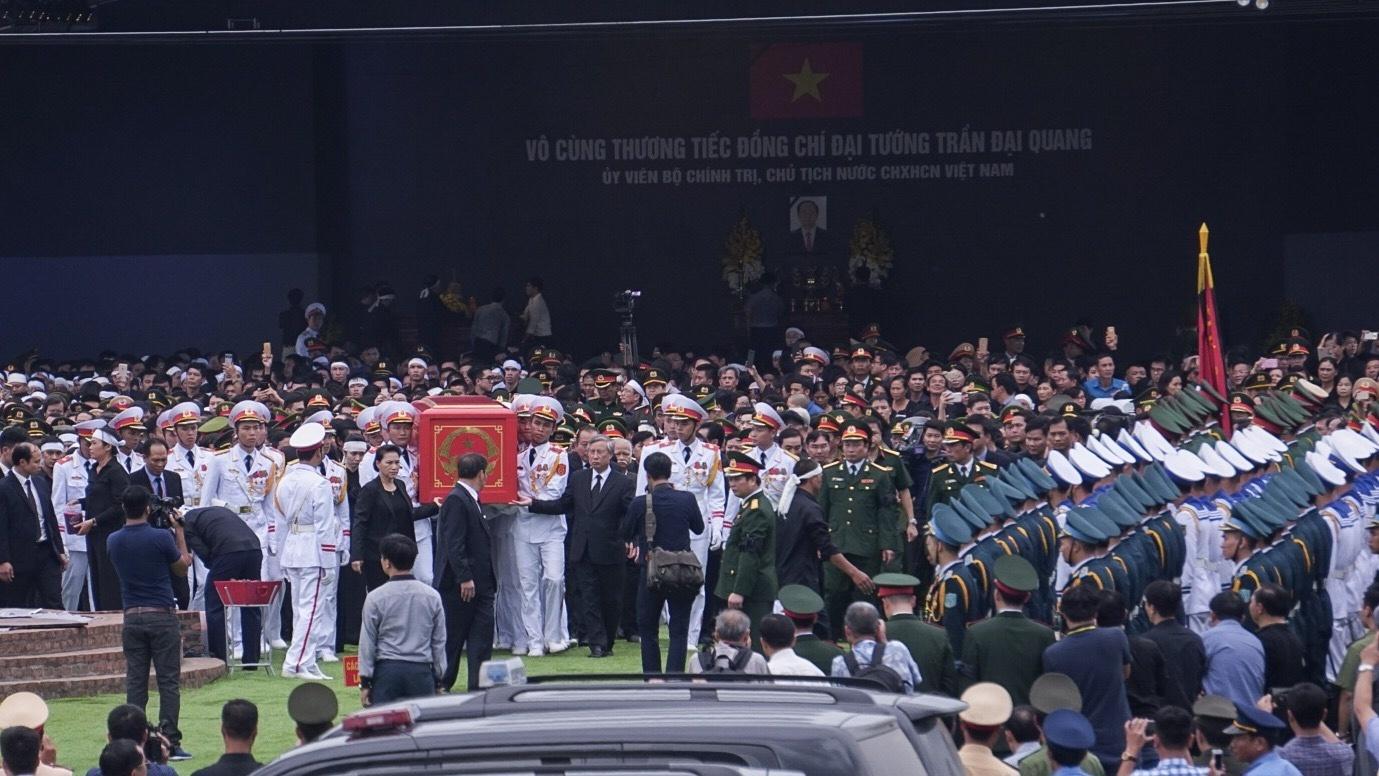 Le an tang Chu tich nuoc Tran Dai Quang anh 19