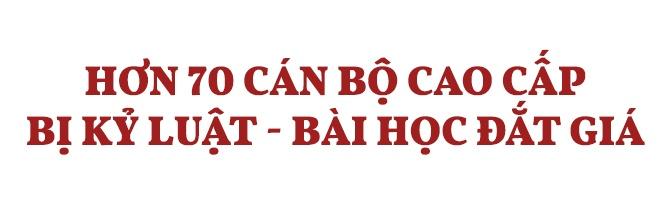 Tong bi thu: Ky luat can bo that dau xot, nhung khong co cach nao khac hinh anh 11