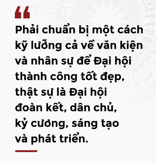 Tong bi thu: Ky luat can bo that dau xot, nhung khong co cach nao khac hinh anh 5