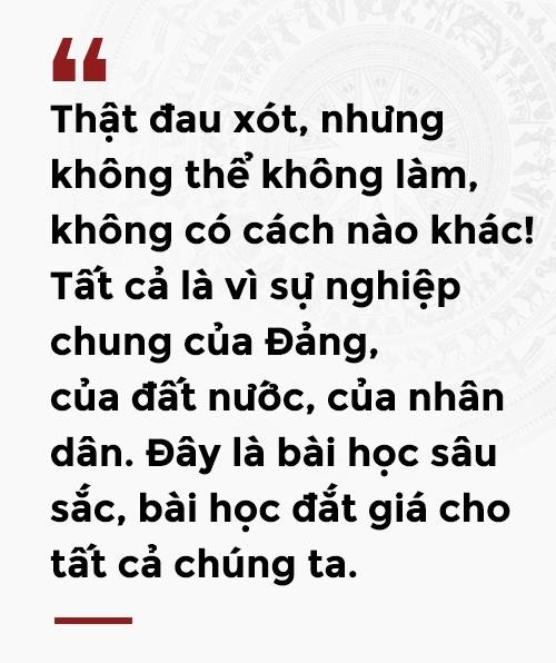Tong bi thu: Ky luat can bo that dau xot, nhung khong co cach nao khac hinh anh 13