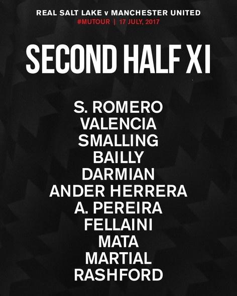 Real Salt Lake vs Man United: anh 11