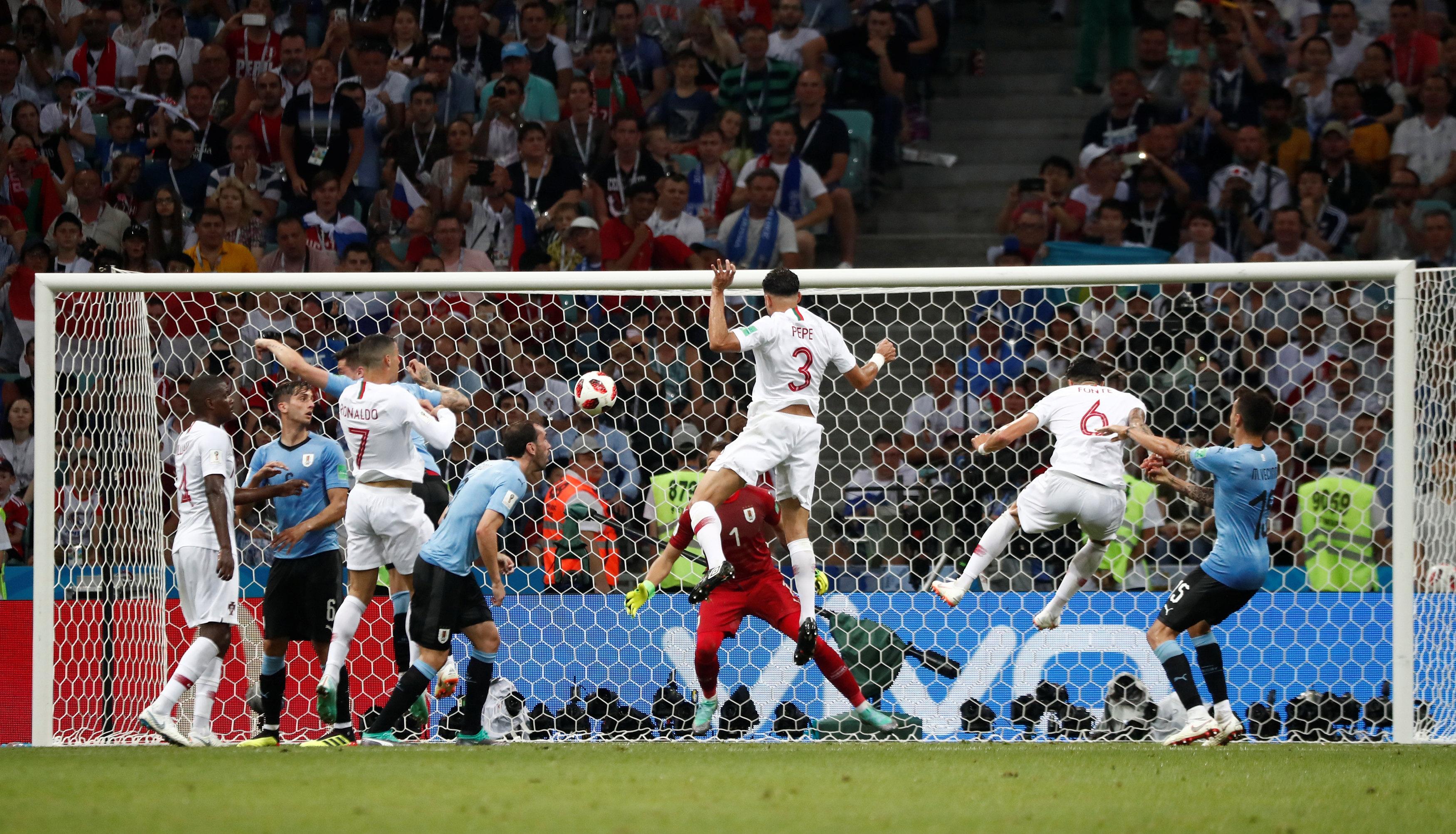 Truc tiep Bo Dao Nha vs Uruguay anh 30