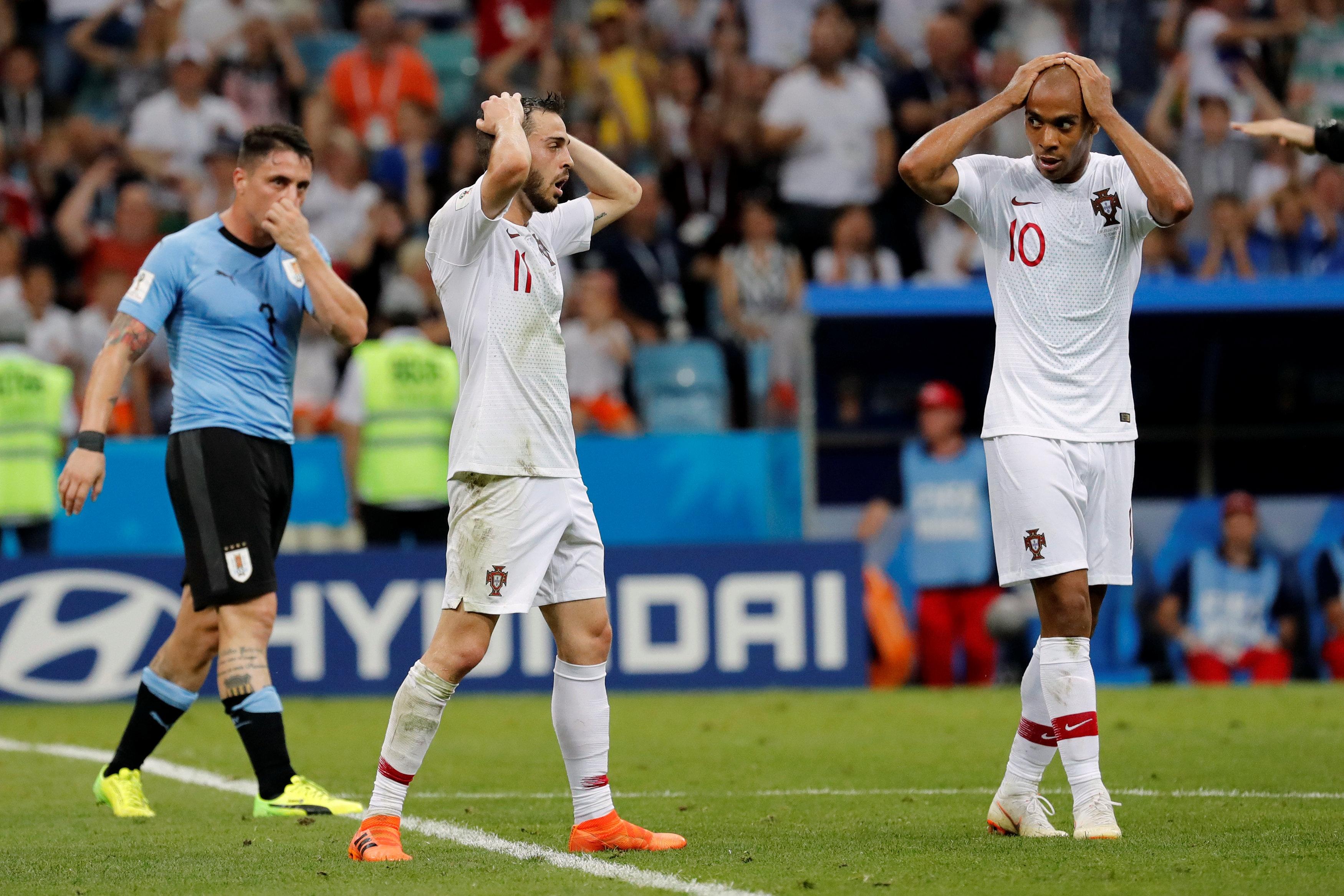 Truc tiep Bo Dao Nha vs Uruguay anh 36
