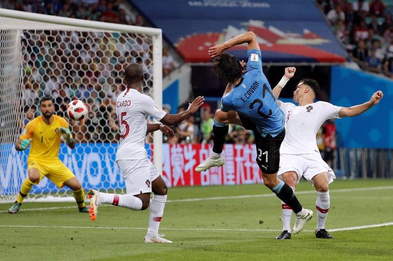 Truc tiep Bo Dao Nha vs Uruguay anh 27