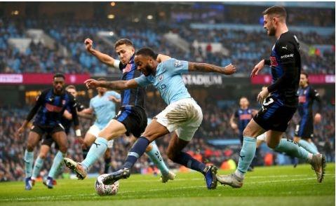 Man City vs Rotherham anh 16