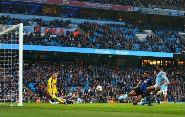 Man City vs Rotherham anh 22