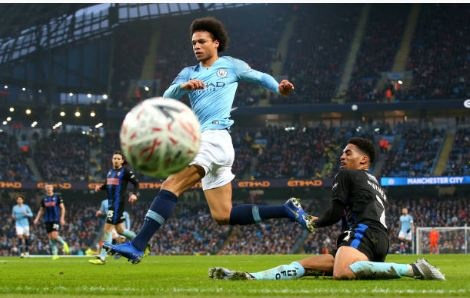 Man City vs Rotherham anh 29