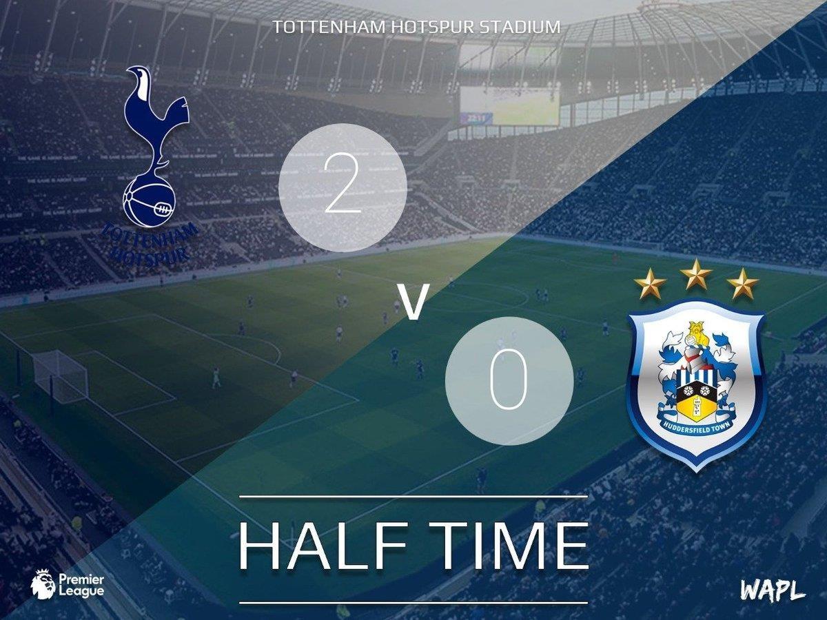 Tottenham vs Huddersfield anh 20