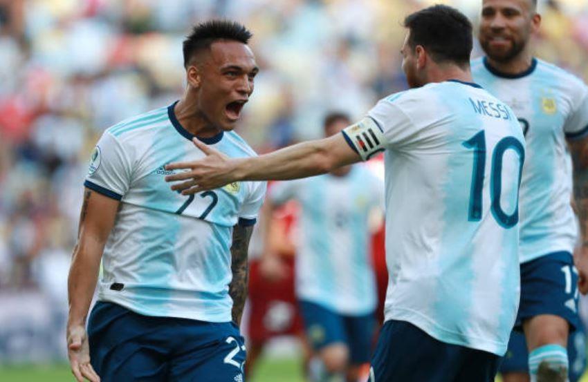 truc tiep Argentina vs Venezuela anh 8