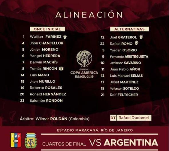 truc tiep Argentina vs Venezuela anh 4