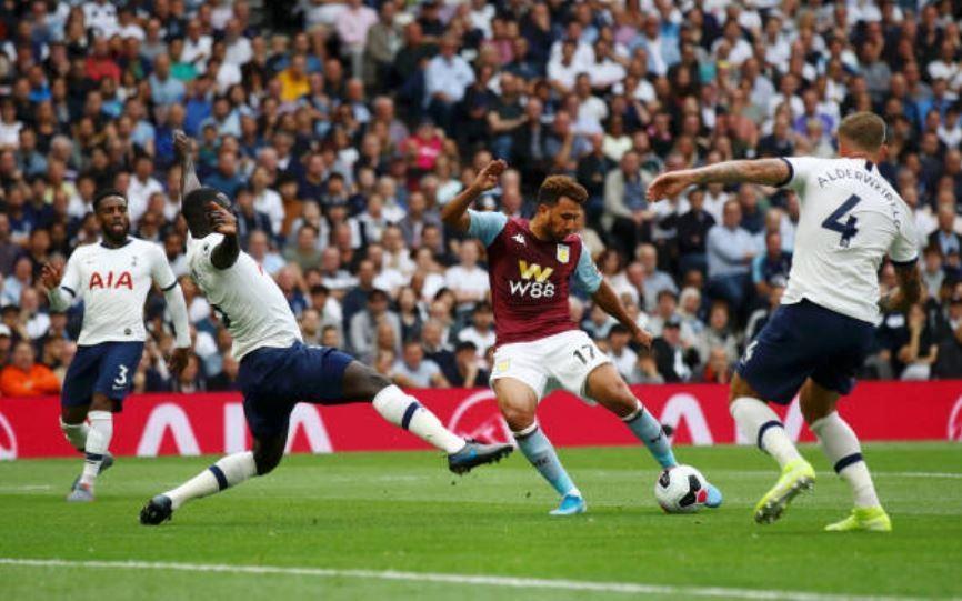 truc tiep Tottenham vs Aston Villa anh 12